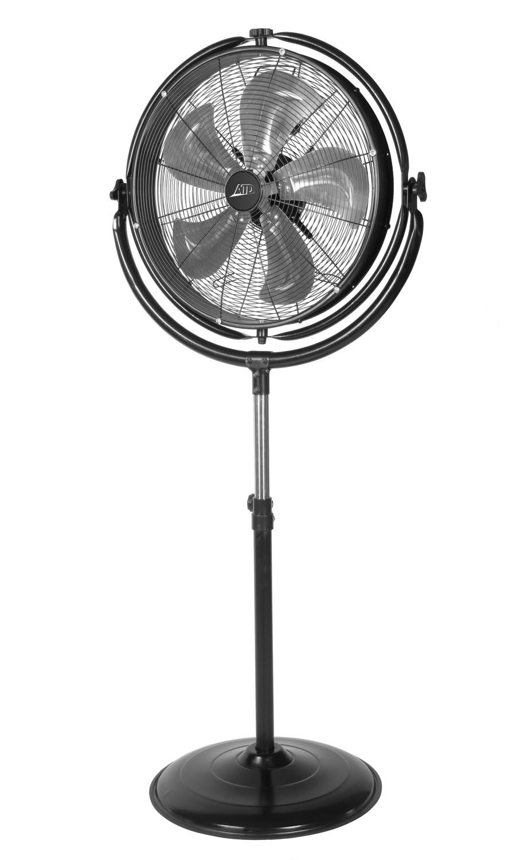 "20"" TILTING Pedestal Drum Fan"