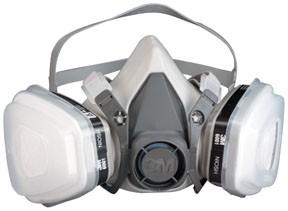 3M 7178 Medium Respirator with Changeable Cartridges
