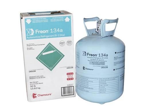 N-F R134 Refrigerant Freon - 10 lb