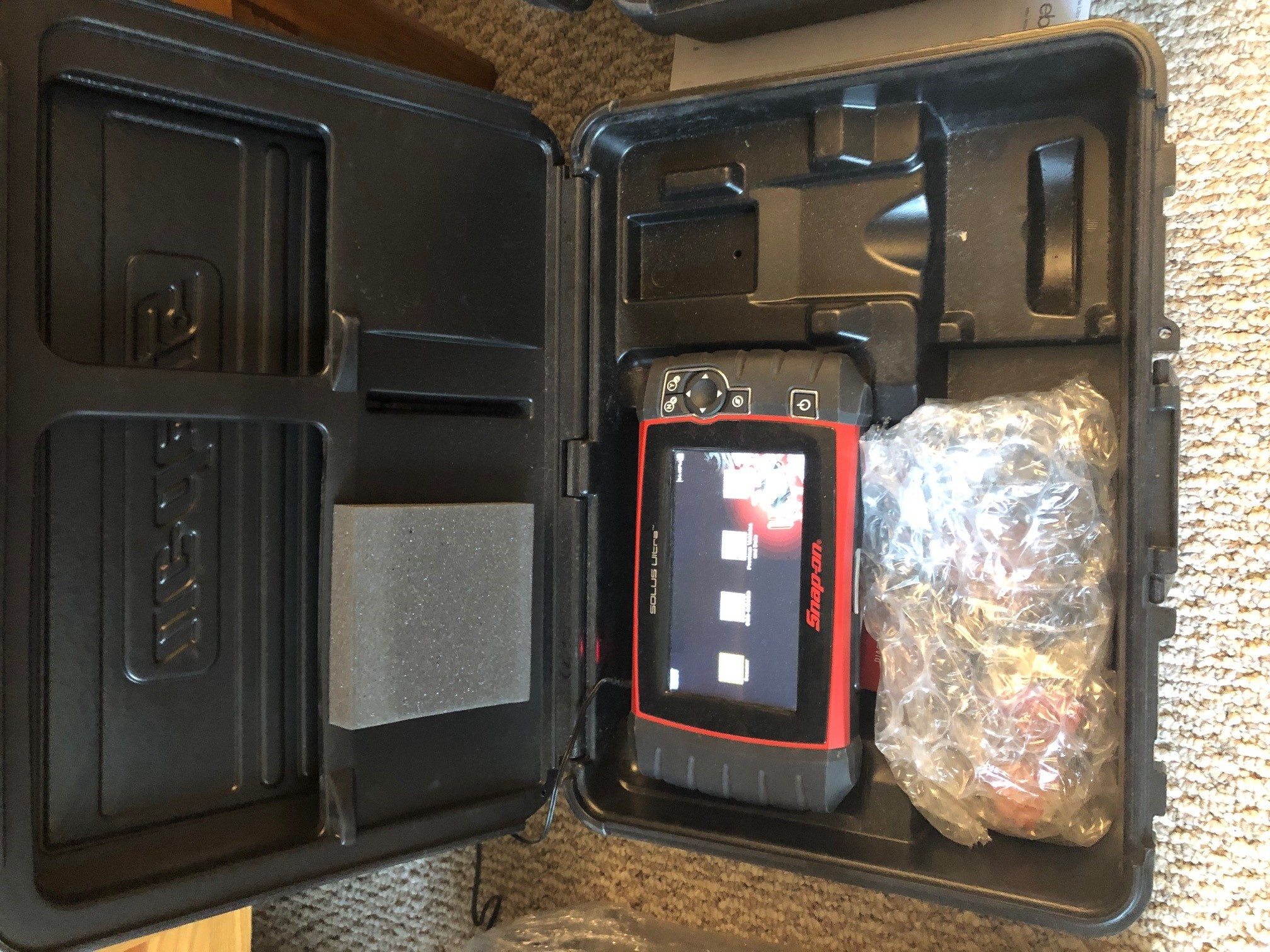 Used Snap on Solus Ultra Scanner