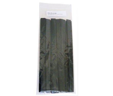 "5/8"" x 1/16"" Polypropylene Sticks-Black-30'"