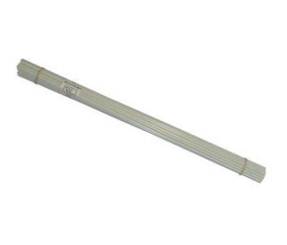 "1/8"" Dia ABS Rods-White-30'"