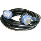 25'  220 volt Extension Cord