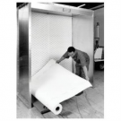 "Flame Retardant Booth Paper-60"" x 300' Roll  (for Mix Room Floor)"