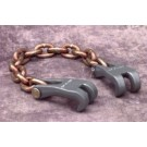 """MO-4152 Claw & Claw Hook with 18"""" Chain"""