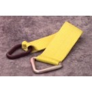 "MO-6302 30"" Nylon Sling with Pear & Triangle"