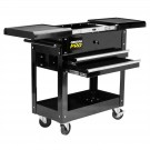 2 Drawer Tool Cart with Sliding Top
