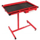 Adjustable Heavy Duty Work Table with Drawer